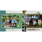 Girl Scout Camping- AL