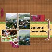 Traditional Homecoming