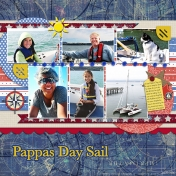 Pappas Day Sail