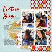 Curtain Bangs