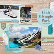 Utah Olympic Park- MK