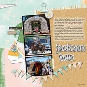 Jackson Hole- MK