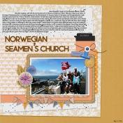 Norwegian Seamen's Church- MK