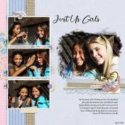 Just Us Girls- AL