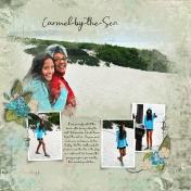 Carmel-by-the-Sea-Sea Beach