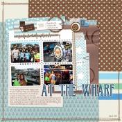 At the Wharf- AL