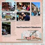 San Francisco's Chinatown- AL