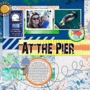 At the Pier- AL