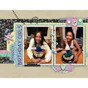 Birthday Girls (March)