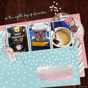 Hot Chocolate Sticks (DDP8)