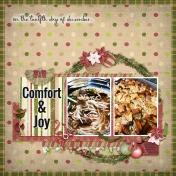 Comfort & Joy (DDP12)
