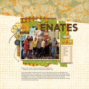 Enates- All About Family Letter E
