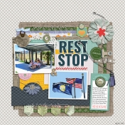 Rest Stop to Montana- AL