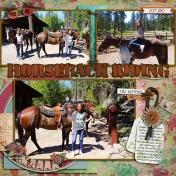 Horseback Riding- AL