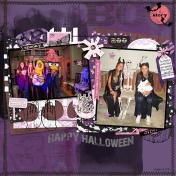 Happy Halloween- MK