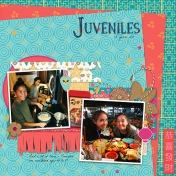 All About Family, Letter J- Juveniles