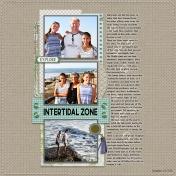 Intertidal Zone- MK