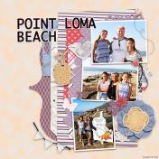 Point Loma Beach