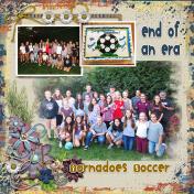 End of An Era- Tornadoes Soccer