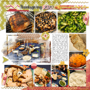 Thanksgiving Dinner 2020