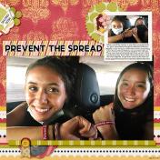 Prevent the Spread- Second Dose