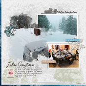 Tahoe Snowstorm- MK