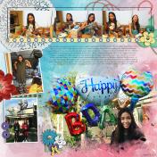 Happy 13th Birthday- MK