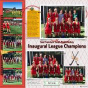 Inaugural League Champions