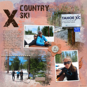 Country Ski- MK