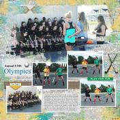 Annual UMS Olympics- AL
