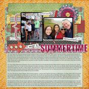 Summertime Stories
