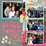 13th Birthday Party- AL
