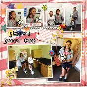 Stanford Overnight Soccer Camp