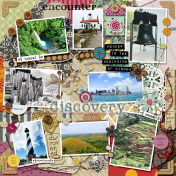 Discovery- August Art Journal Challenge #2