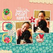 Happy Heart- AL