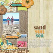 Sun, Sand, Sea - REDO