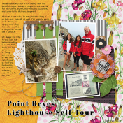 Point Reyes Lighthouse Self Tour