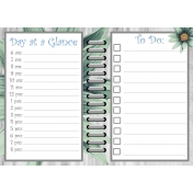 Digital Planner Day at a Glance May 2020