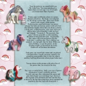My Little Pony right side