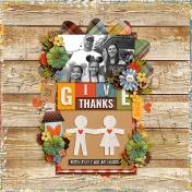 Grateful for Family