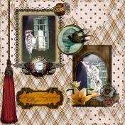Steampunk Woodpeckers