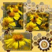 Bee-utiful Blooms