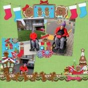 Gingerbrad Jingle