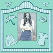Summer Seersucker- Princess Peyton