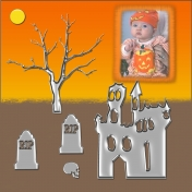 Happy Halloween 1- Peyton