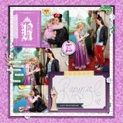 Meet&Greet- Rapunzel (left side)
