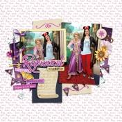 Meet&Greet- Rapunzel (right side)