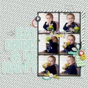 Eat Drink Happy (right)