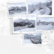 Snowfall Wonderland