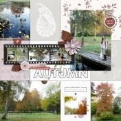 Autumn Walk (right side)